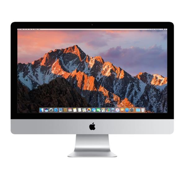 APPLE PC IMAC 27-INCH WITH RETINA 5K DISPLAY: 3.4GHZ QUAD-CORE INTEL CORE I5