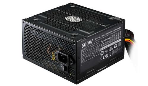 COOLER MASTER ALIMENTATORE ELITE V3 600W ATX 120 MM FAN