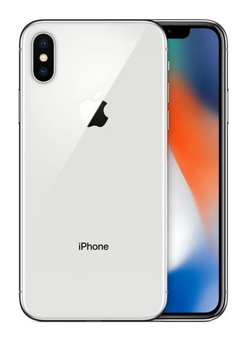 APPLE IPHONE X 64GB SILVER PRODOTTO EUROPA CON 2 ANNI DI GARANZIA