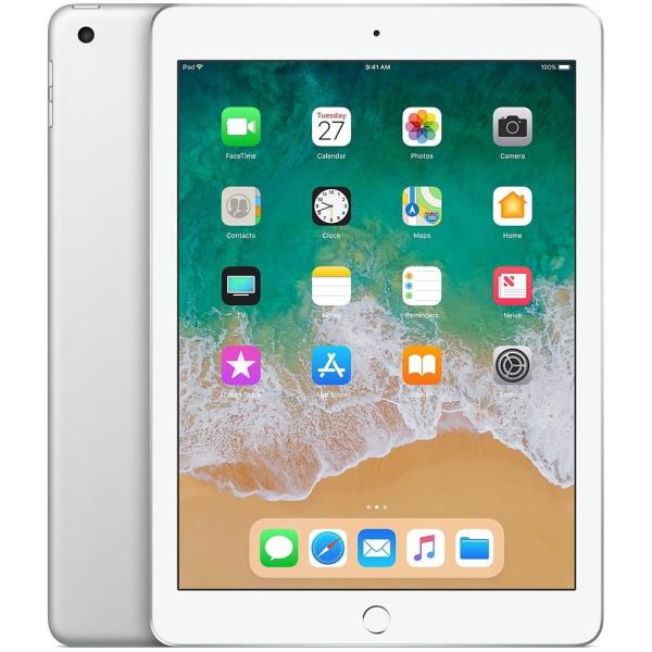 APPLE IPAD WI-FI + CELLULAR 32GB SILVER (2018) 9,7