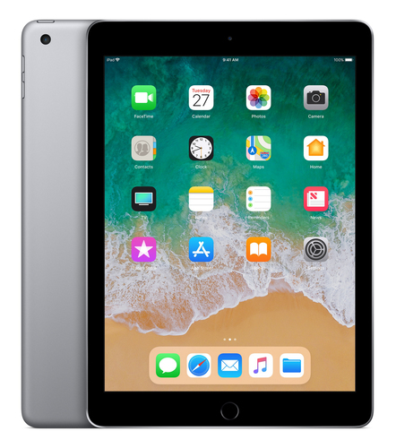 APPLE IPAD WI-FI 32GB SPACE GREY (2018) 9,7
