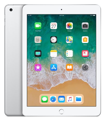 APPLE IPAD WI-FI 32GB SILVER (2018) 9,7