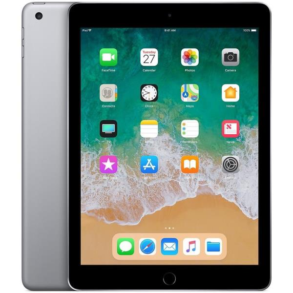 APPLE IPAD WI-FI 128GB SPACE GREY (2018) 9,7