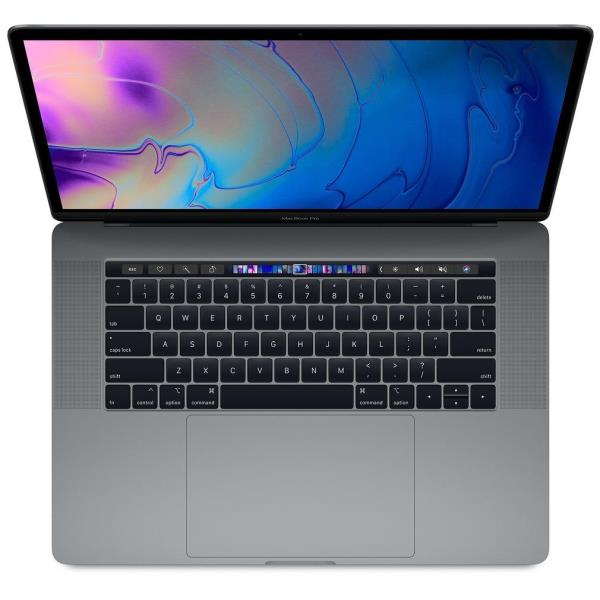 APPLE NB MACBOOK PRO I7 8TH 512GB SSD 15 WITH TOUCH BAR SPACE GREY