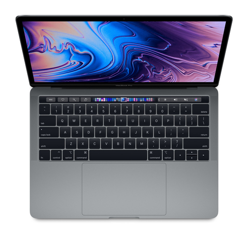 APPLE NB MACBOOK PRO I5 8TH 256GB SSD 13 WITH TOUCH BAR SPACE GREY