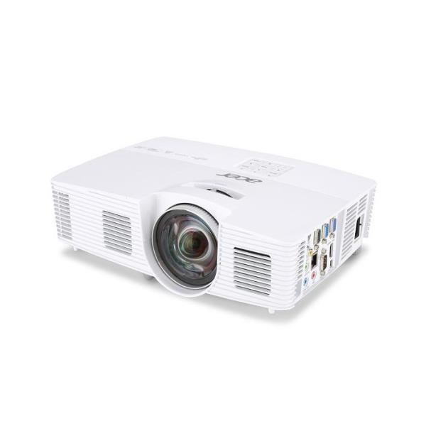 ACER VIDEOPROIETTORE OTTICA CORTA S1283HNE DLP 3D XGA 3100AL 13000:1