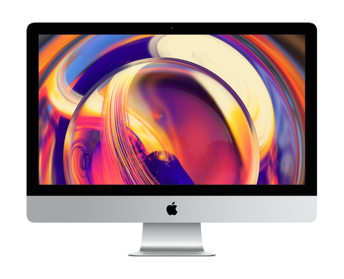 APPLE PC IMAC 27-INCH WITH RETINA 5K DISPLAY: 3GHZ 6 CORE INTEL CORE I5