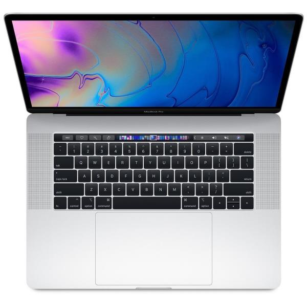 APPLE NB MACBOOK PRO 15 I7 2.6GHZ 16GB 256GB 15 TOUCH BAR ARGENTO