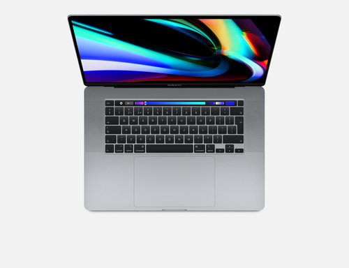 APPLE NB MACBOOK PRO I7 9TH 2.6GHZ 16GB 512GB SSD 16 TOUCHBAR SPACE GREY