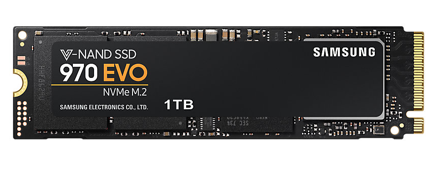 SAMSUNG SSD 970 EVO M.2 PCIE 3.0X4 NVME 1.3 1TB