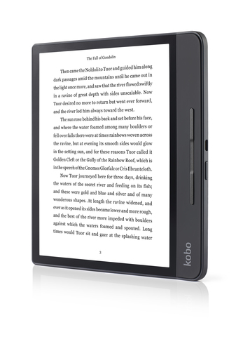 KOBO EBOOK READER FORMA BLACK