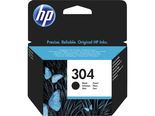 HP CART INK NERO N.304 PER DJ3720/3730