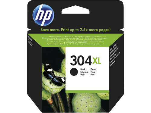 HP CART INK NERO N.304XL PER DJ3720/3730