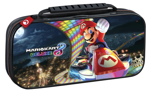 BIG BEN CUSTODIA NINTENDO SWITCH UFFICIALE MARIO KART 8