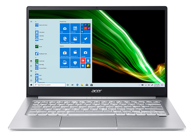 ACER NB SF314-59-34G2 I3-1115G4 8GB 256GB SSD 14 WIN 10 HOME