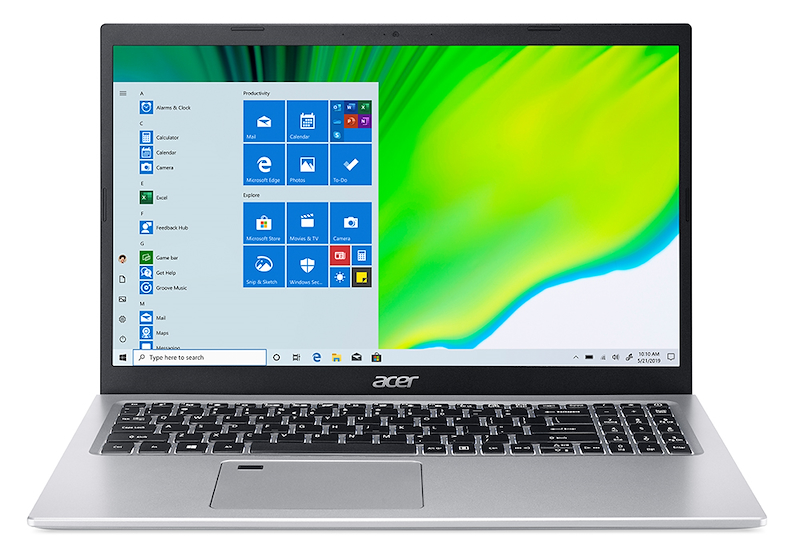 ACER NB A515-56-58BY I5-1135G7 8GB 512GB 15,6 WIN 10 HOME