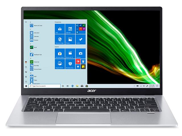 ACER NB SF114-34-C7ZJ N4500 4GB 128GB SSD 14 WIN 10 HOME