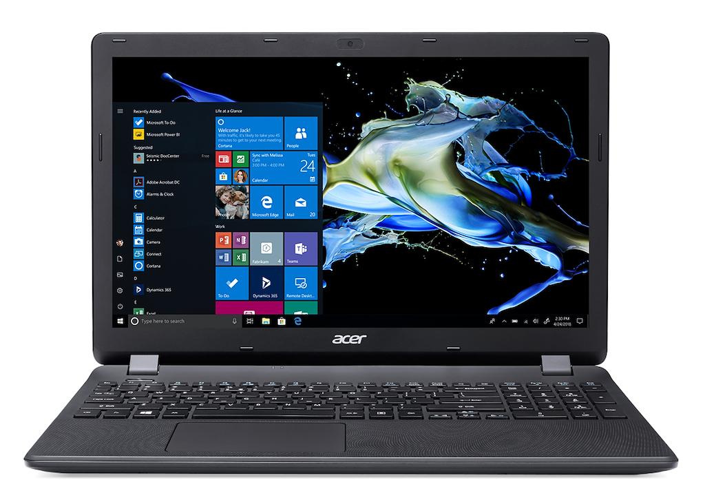 ACER NB EX2519 X5-8500 4GB 128GB 15,6 DVD-RW WIN 10 PRO