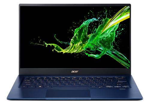 ACER NB SF514-54T-7407 I7-1065 16GB 512GB SSD 14 FHD IPS TOUCH WIN 10 HOME BLU