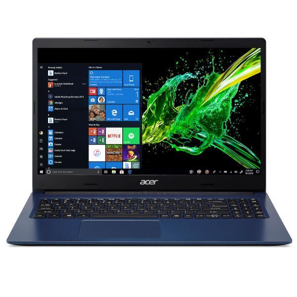 ACER NB A315-55G-722Z I7-10510U 8GB 1TB SSD 15,6 MX230 2GB WIN 10 HOME