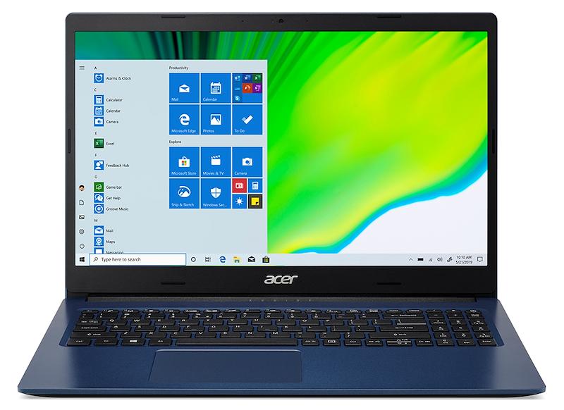 ACER NB A315-57G-7960 I7-1065G7 16GB 512GB SSD 15,6 MX330 2GB WIN 10 HOME