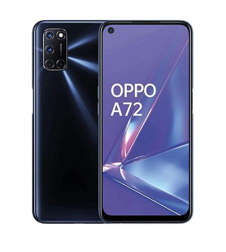 OPPO A72 128GB 4GB RAM DUAL SIM TWILIGHT BLACK