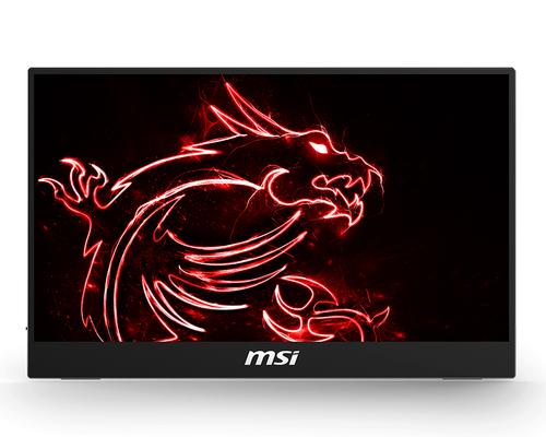 MSI MONITOR PORTATILE 15,6 LED IPS 16:9 FHD 60HZ ULTRA SLIM TYPE-C HDMI