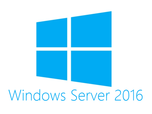 HPE MICROSOFT WINDOWS SERVER 2016 STD ROK IT (16 CORE)
