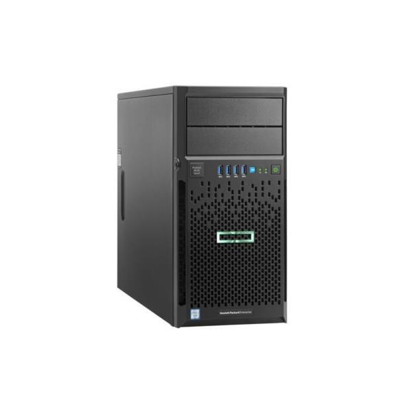 HPE SERVER TOWER ML30 GEN9 E3-1220V6 QUAD CORE 3GHZ, 8GB DDR4