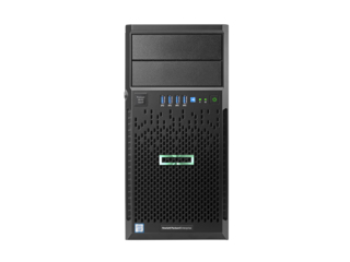 HPE SERVER ML30 GEN9 XEON QUADCORE 3GHZ, 8GB DDR4