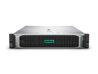 HPE SERVER RACK DL380 GEN10 XEON 4110 16GB DDR4 8SFF