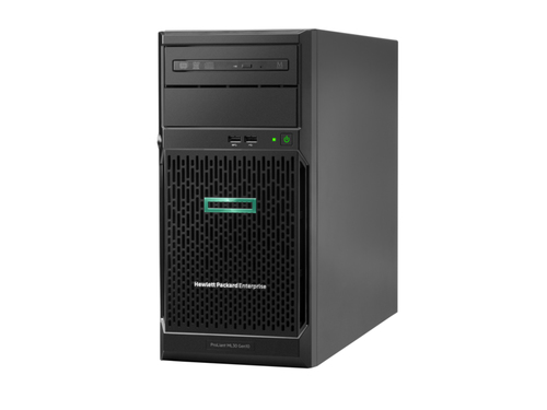 HPE SERVER TOWER ML30 GEN10 XEON 4CORE 2124 3,3GHZ, 16GB DDR4