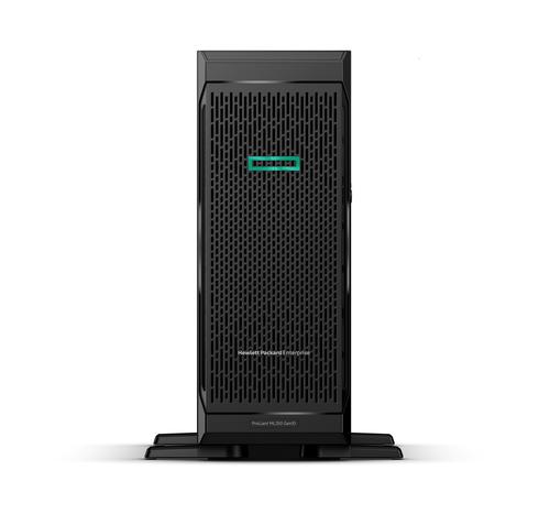 HPE SERVER TOWER ML350 GEN10 XEON-B 3206R 8 CORE 1,9GHz 16GB DDR4 4LFF SATA