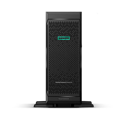 HPE SERVER TOWER ML350 GEN10 XEON 4208 1P 8CORE 2,1 GHz, 16GB DDR4 2933MHz, HPSFF P408I 1X800W