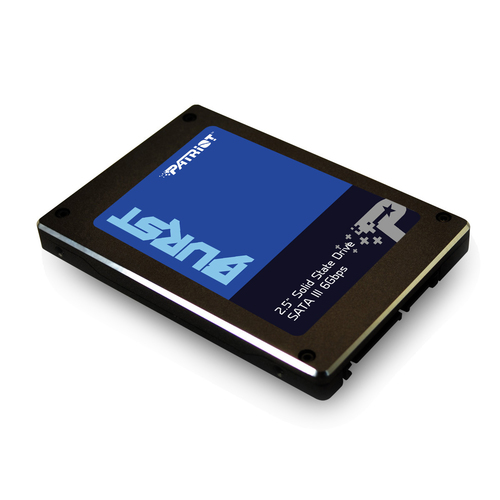PATRIOT SSD BURST 960GB SATA3 2,5 560/540 MB/S