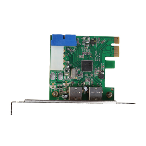 I-TEC SCHEDA DI RETE PCIe CARD USB 3.0 SUPERSPEED 2x EXTERNAL + 1x INTERNAL 20 PIN