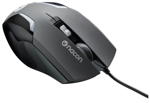 NACON MOUSE GAMING GM-105 + MOUSEPAD 400X320MM