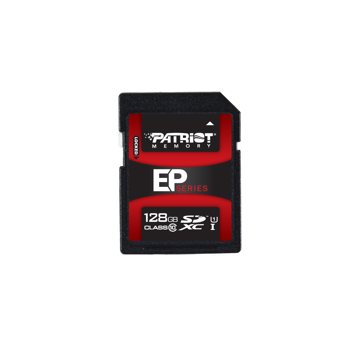 PATRIOT SDXC 128GB CLASSE10 EP PRO UHS-I 0815530013990 PEF128GSXC10333 14_PEF128GSXC10333