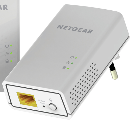 NETGEAR KIT POWERLINE AV1000 GIGALAN 2PZ