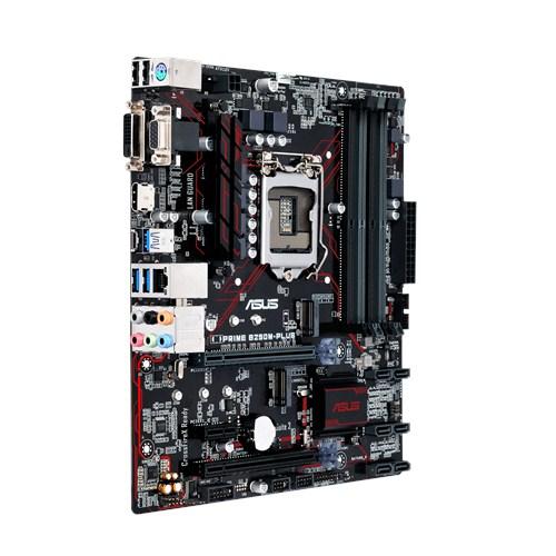 ASUS MB PRIME B250M-PLUS MICRO ATX LGA1151