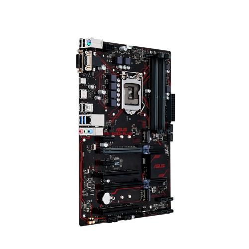 ASUS MB PRIME B250 PLUS ATX LGA1151 DDR4 M.2