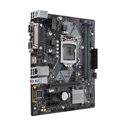 ASUS MB PRIME H310M-D MATX LGA1151 HDMI/VGA