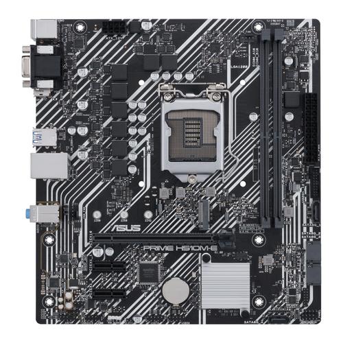 ASUS MB PRIME H510M-E LGA 1200, M2, DP, HDMI, COMET, ROCKET LAKE