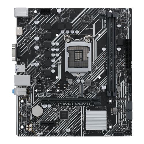 ASUS MB PRIME H510M-K, LGA 1200, H510, M2, HDMI, D-SUB