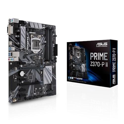 ASUS MB PRIME Z370-P II ATX LGA1151 V2 HDMI DP