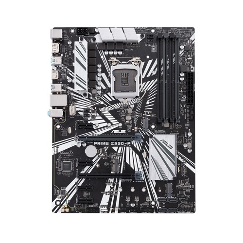 ASUS MB PRIME Z390-P LGA 1151 4DDR4, PCI-EX/16, SATA3, USB3.1 ATX
