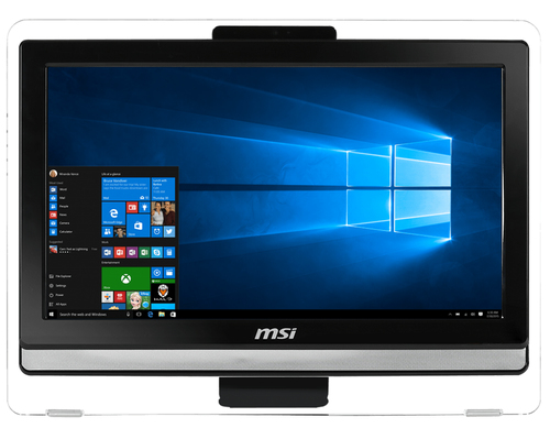 MSI PC AIO PRO 20E 4BW-204 N3160 4GB 1TB 19,5 NO TOUCH DVD-RW WIN 10 HOME