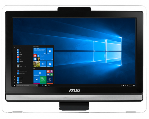 MSI PC AIO PRO 20E 7M-028 I3-7100 8GB 128GB SSD 19,5 NO TOUCH FREEDOS