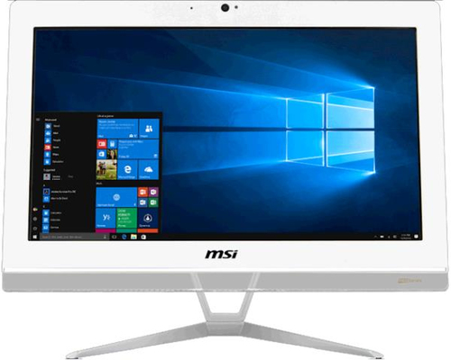 MSI PC AIO PRO 20EX 7M-034X G3930 4GB 1TB 19,5 NO TOUCH FREEDOS WHITE