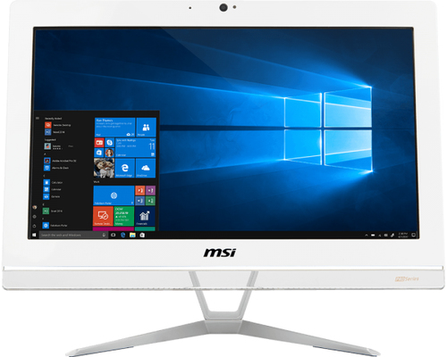 MSI PC AIO PRO 20EX 8GL-001X N4000 4GB 1TB 19,5 NO TOUCH DVD-RW FREEDOS